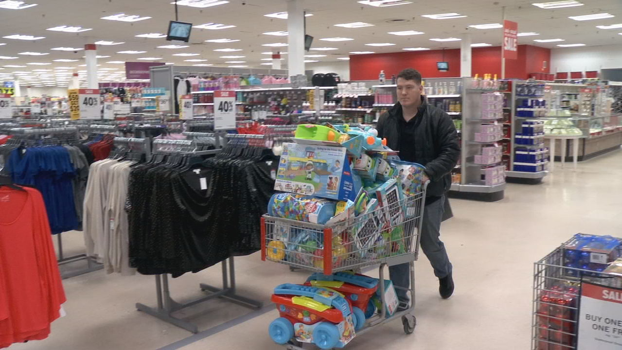 Toys For Tots Campaign Looking To Fulfill Record Amount Of
