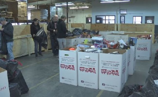 Record Number Of Families Apply For This Year S Toys For
