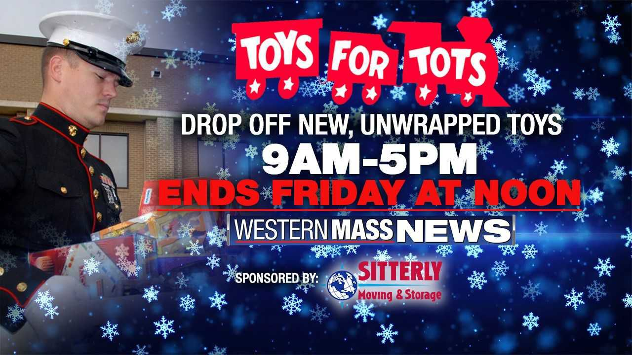 Toys For Tots Campaign Hits The Road To Mgm Springfield