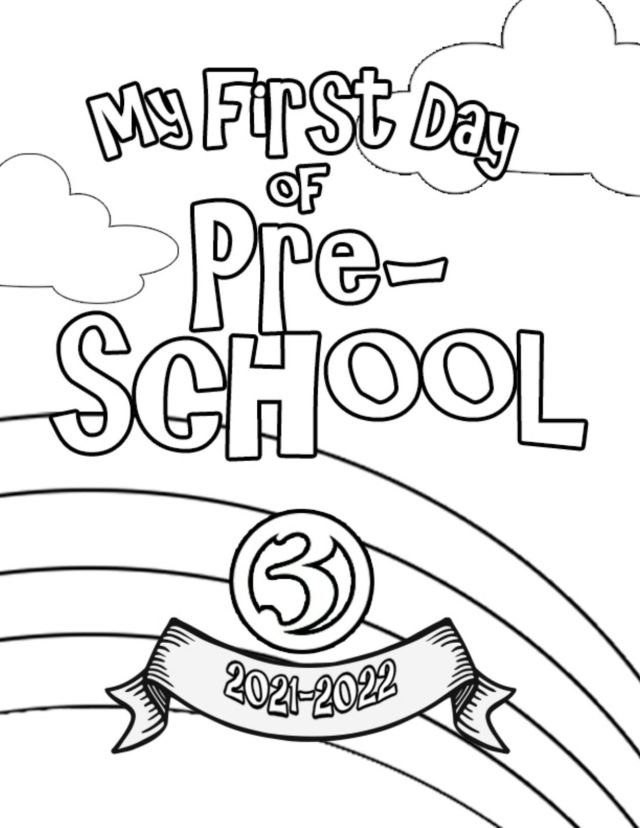 Back-to-School Channel 27 coloring pages!  Connecticut News  wfsb.com