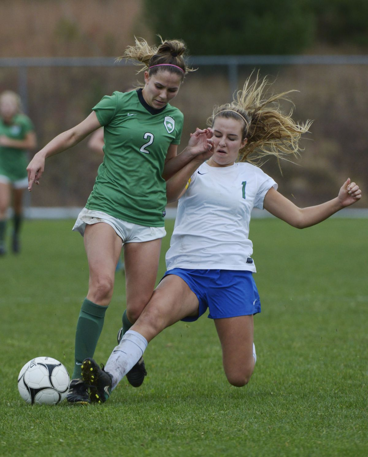 State Soccer Tournament Robert . Byrd Girls Beat Charleston Catholic In Ot