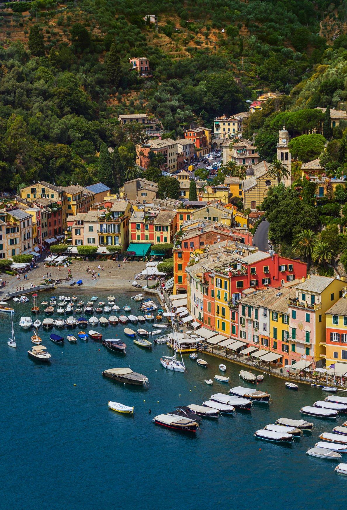 A Dream Day Trip to Portofino Italy  Travel  yakimaheraldcom
