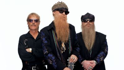zz top to play