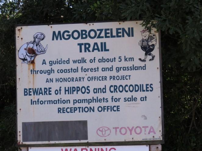 Mgobozeleni Trail