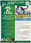 CROW Barnyard Poster