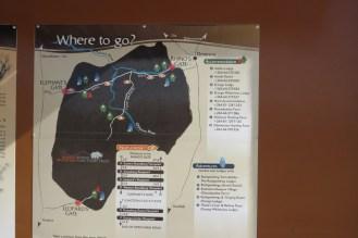 Erongo Mountains map.