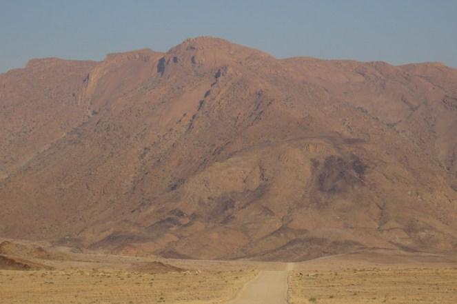 Brandberg Range