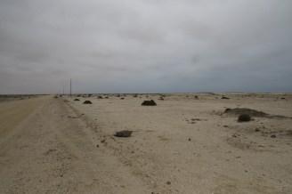 Habitat aAround Mile 4 Salt Works