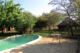 Shamvura pool and gardens