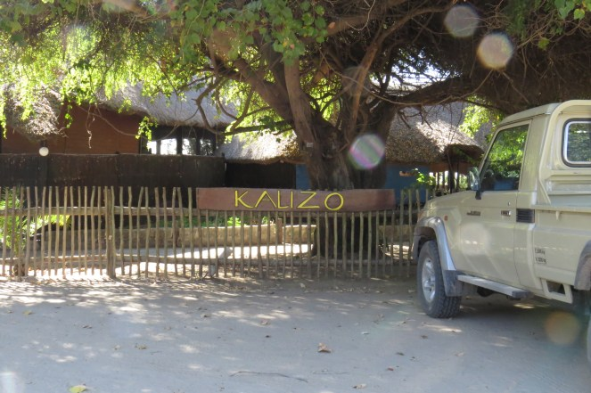 Kalizo Lodge