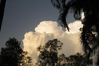 Cloud Build-up