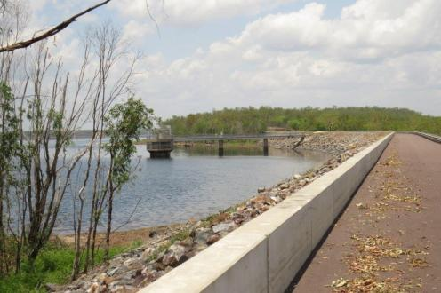 Darwin River Dam