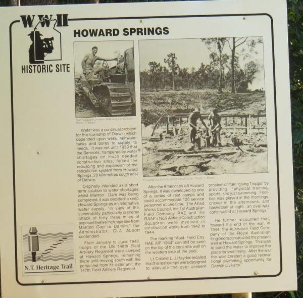 Howard Springs