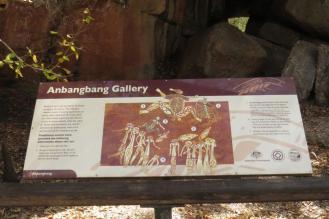 Rock Art - Nourlangie