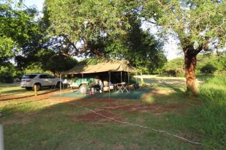 Mkuze campsite
