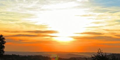 Sunrise New Germany Sun 25 May