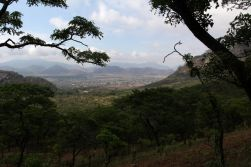 Mutare from Cecil Kop Nature Reserve