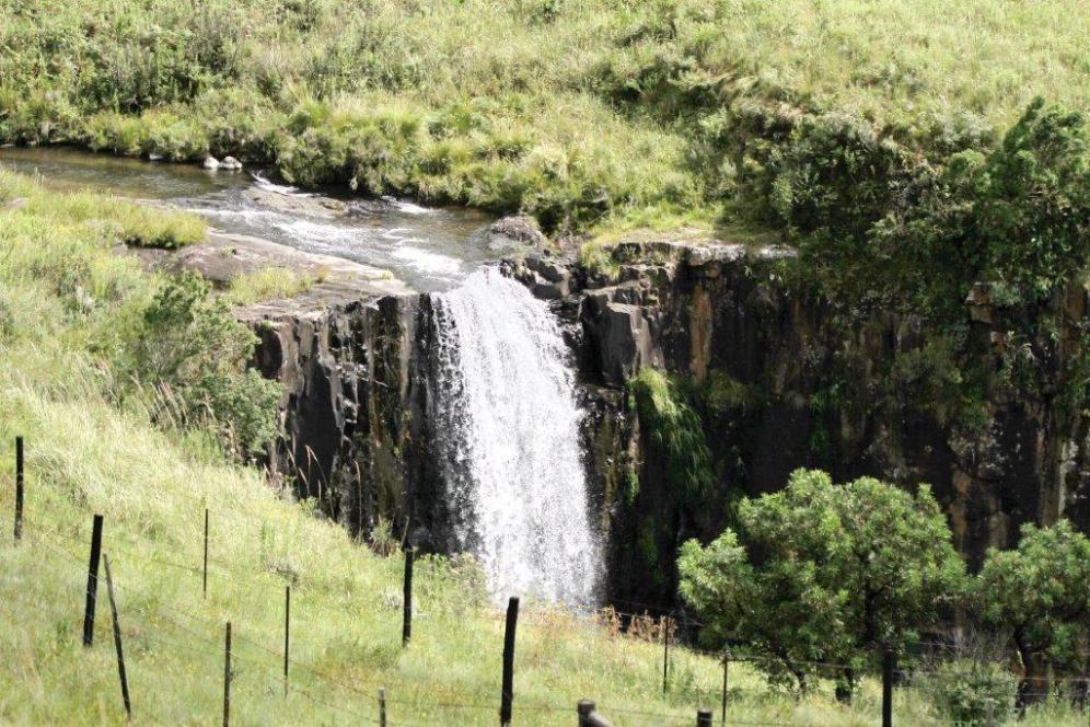 Monk's Cowl Waterfall