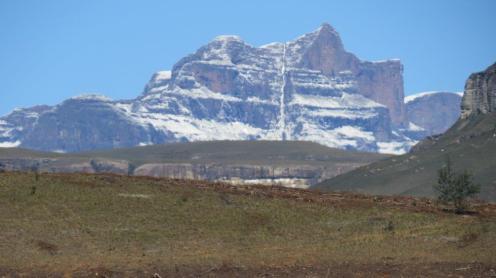 Snow on the Berg