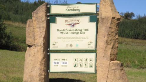 Kamberg Entrance