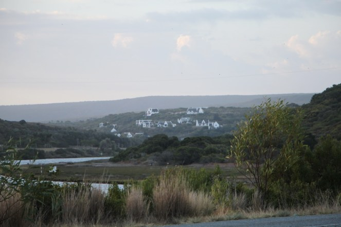 Entry to Stilbaai