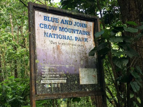 Blue and John Crow Mountains National Park