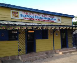 Our first fish restaurant in MoBay