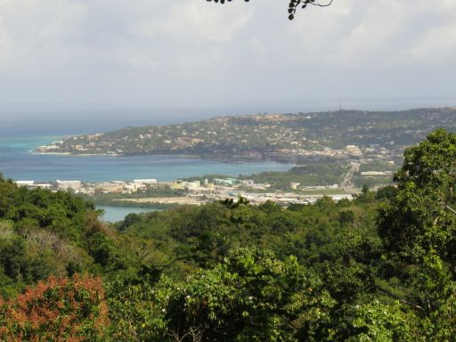 View of MoBay from Rocklands Bird Sanctuary