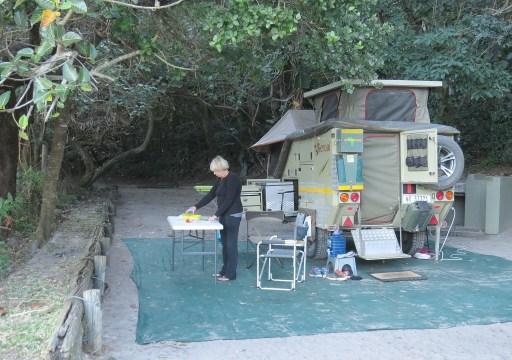 Campsite No. 1