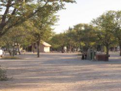 Halali camp