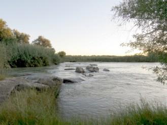 Orange River at Kheis