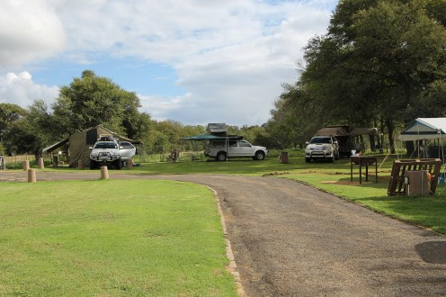 River of Joy campsite