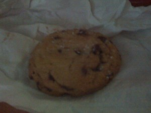 MoMA Cookie YUM YUM!!!