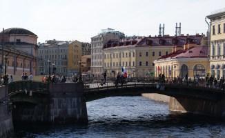 Streets of St Petersburg 2