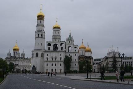 Kremlin's churches
