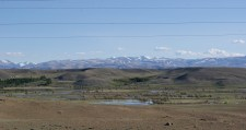 Nearing the Mongolian border