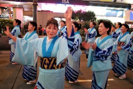 Memories of Obon in Japan.