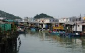 Picturesque Tai O.