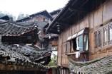 Beautiful houses in Xijiang.