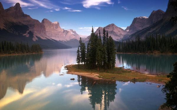 landscape blu5sh