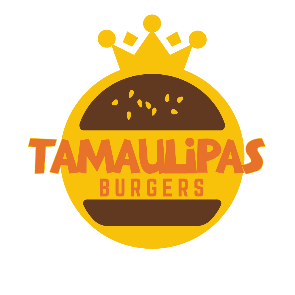 BluCactus Logotipo de Tamaulipas Burgers