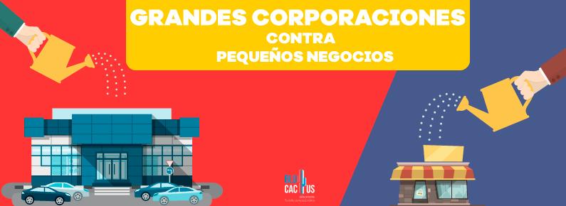 BluCactus Cuánto cuesta una campaña de Google Ads en Mexico Grandes corporaciones contra pequeños negocios
