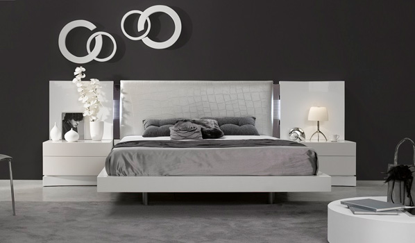 The Seville Bedroom Set