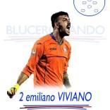 Emiliano Viviano - Ingaggio: 900 mila euro - Scadenza contratto: 2021