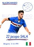 Jacopo Sala - Ingaggio: 700 mila euro - Scadenza contratto: 2020