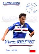 Bartosz Bereszynski - Ingaggio: 400 mila euro - Scadenza contratto: 2021