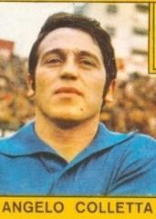 Angelo Colletta (Genova, 3 maggio 1948) – Ex terzino cresciuto nella Samp che veste la maglia blucerchiata tra il 1968 e il 1970 con 17 presenze e una rete all'attivo, la seconda della rimonta da 0-3 a 3-3 dalla Sampdoria all'Olimpico contro la Roma della stagione 1969-1970. Totale: 17 presenze, 1 gol