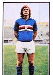Enrico Nicolini (Genova, 16 gennaio 1955) – Fa il suo esordio con la prima squadra della Samp nella stagione 1973-1974. I tifosi sampdoriani lo soprannominarono il Netzer di Quezzi paragonandolo al campione tedesco e ricordando il suo quartiere di origine. Totale: 26 presenze, 0 gol