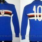 Maglia blu 1960/1961