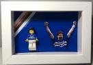Un omaggio Lego al grande Luca Vialli.